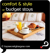 glasgow comfort and style at budget stays