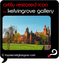 glasgow kelvingrove art gallery artily restored icon