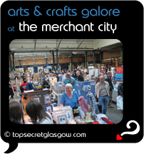 glasgow merchant city festival arts and crafts galore