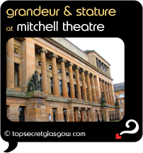 Top Secret Glasgow Quote Bubble showing impressive exterior.