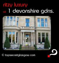 glasgow one devonshire gardens ritzy luxury