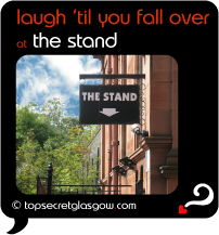 glasgow the stand laugh til you fall over