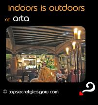 glasgow arta indoors is outdoors