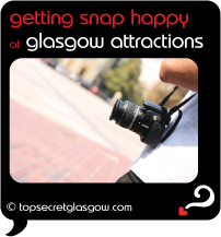 getting snap happy at glasgow attractions