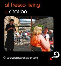 glasgow citation al fresco living