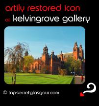 glasgow kelvingrove art gallery artily restored icon