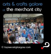 glasgow merchant city festival arts and crafts galore