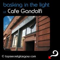 Cafe Gandolfi - food in a