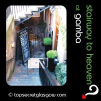 Gamba Exterior Stairway To Heaven